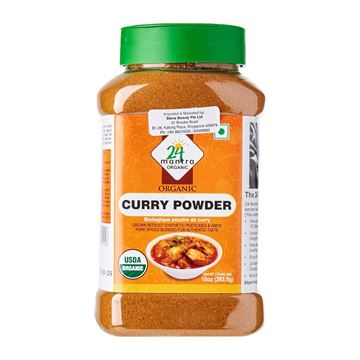 Picture of 24 MANTRA Curry Powder (Certified ORGANIC)