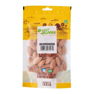 Picture of JUST ORGANIK Almond (Certified ORGANIC)