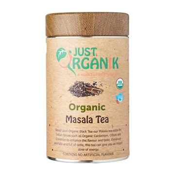 Picture of JUST ORGANIK Masala Tea Powder (Certified ORGANIC)