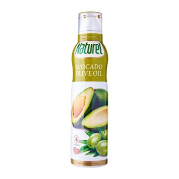 Picture of NATUREL Avocado Flavored Extra Virgin Olive Oil Spray