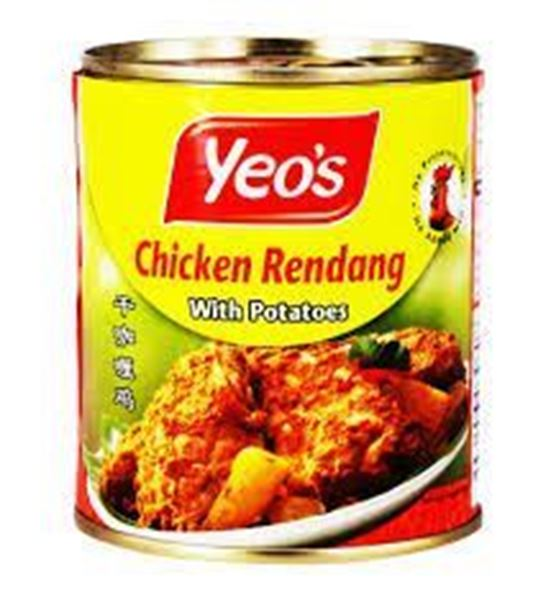 Picture of Yeo's Chicken Rendang with Potatoes