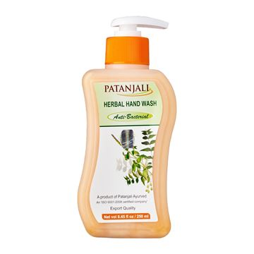 Picture of PATANJALI Herbal Handwash