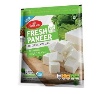 Picture of Haldiram's Fresh Paneer (Cottage Cheese) Diced CUBES