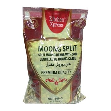 Picture of KITCHEN XPRESS Green Moong Dal Split
