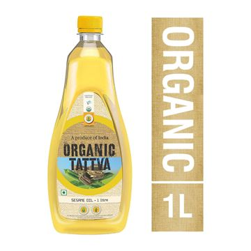 Picture of Organic Tattva Sesame/Gingely Oil (Certified ORGANIC)
