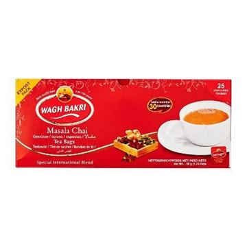 Picture of WAGH BAKRI Instant Masala Tea Bags