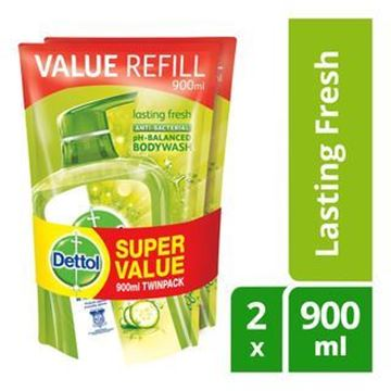 Picture of Dettol Body Wash Lasting Fresh (Super Value Pack)