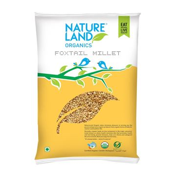 Picture of NATURELAND Foxtail Millet (Certified ORGANIC)