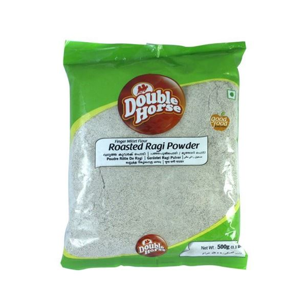 Picture of DOUBLE HORSE Roasted Ragi Flour