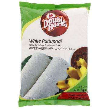 Picture of DOUBLE HORSE White Puttupodi