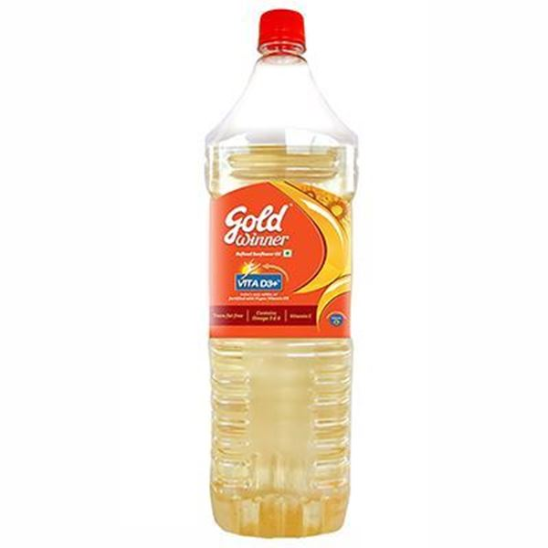 Picture of Gold Winner Sunflower Oil VITA D3+