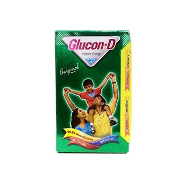 Picture of GLUCON D Energry Drink Powder Regular