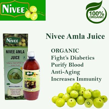 Picture of NIVEE Amla Juice (Certified Organic)