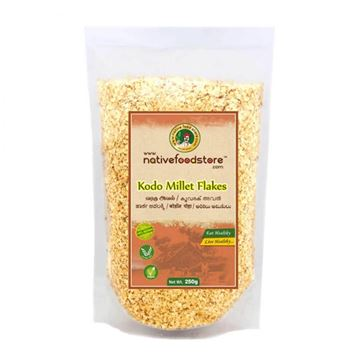 Picture of NATIVE FOODSTORE Kodo Millet Flakes