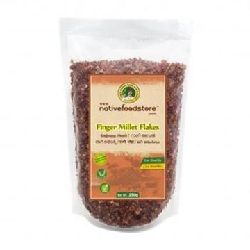 Picture of NATIVE FOODSTORE Wheat Flakes