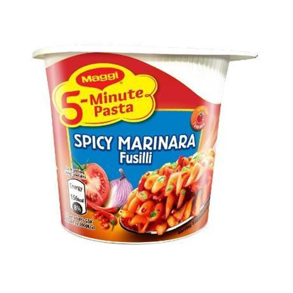 Picture of MAGGI Spicy Marinara Fusilli Cup