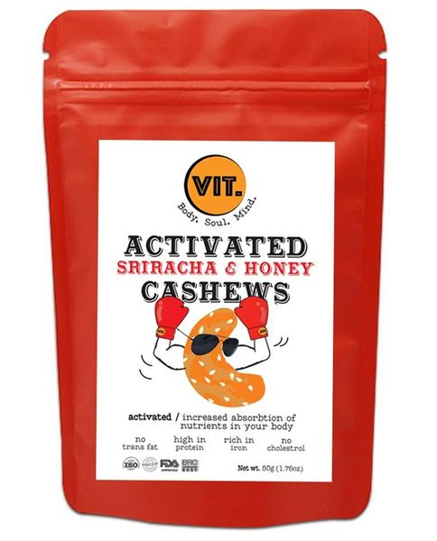 Picture of VIT Activated Sriracha And Honey Cashews