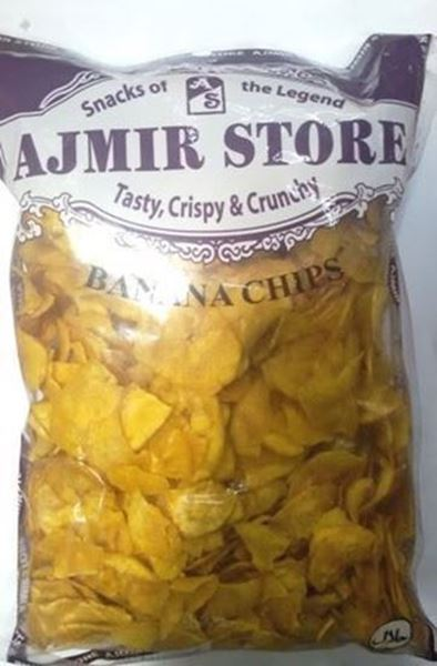 Picture of AJMIR Banana Chips