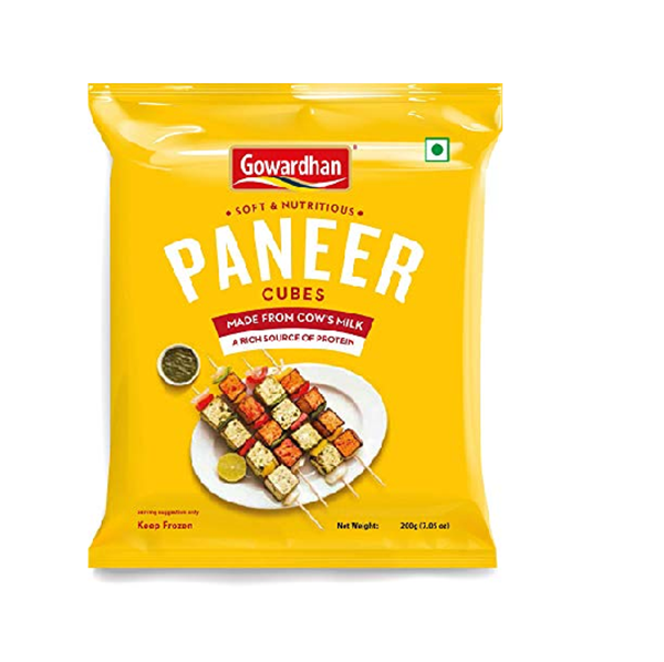 Picture of Gowardhan Paneer Diced CUBES