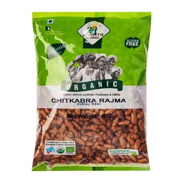Picture of 24 MANTRA Rajma (Certified ORGANIC)