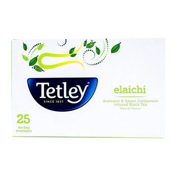 Picture of TETLEY Elaichi Flavoured Black Tea
