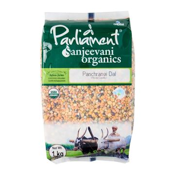 Picture of PARLIAMENT PANCHRANGI Dal (Certified ORGANIC)