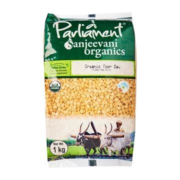 Picture of PARLIAMENT Toor Dal (Certified ORGANIC)