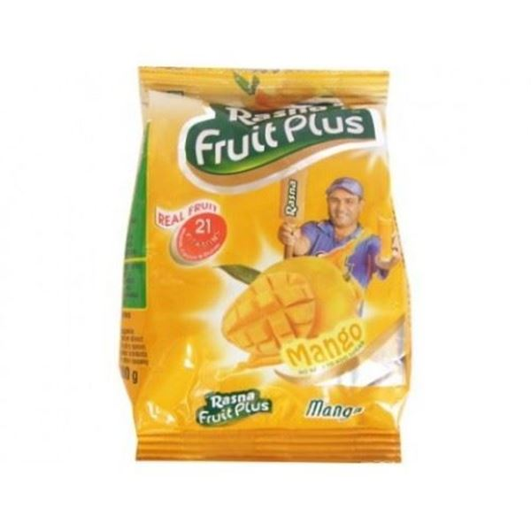 Picture of RASNA Fruit Plus Instant Mango Drink Mix