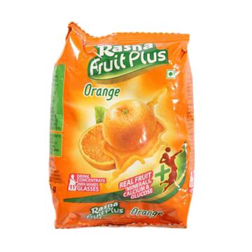 Picture of RASNA Fruit Plus Instant Orange Drink Mix