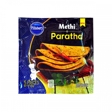 Picture of Pillsbury Authentic Methi Paratha (Chilled)