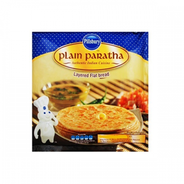Picture of Pillsbury Authentic Plain Paratha (Chilled)