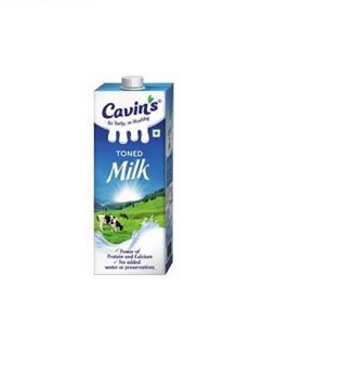 Picture of Cavin's Pure UHT Toned Milk