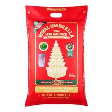 Picture of Royal Umbrella Thai Hom Mali Fragrant Rice