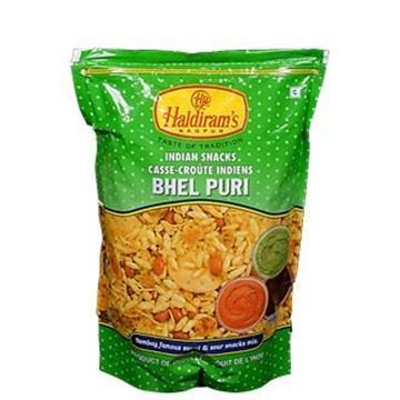 Picture of Haldiram's Bhelpuri with Chutney