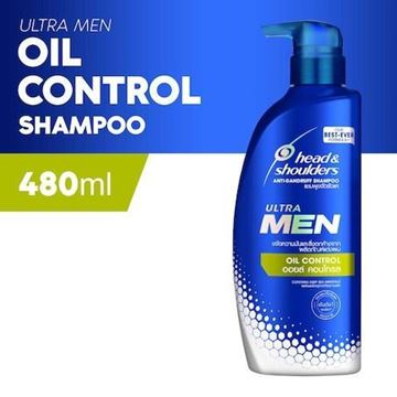 Picture of Head & Shoulders Men Oil Control Shampoo