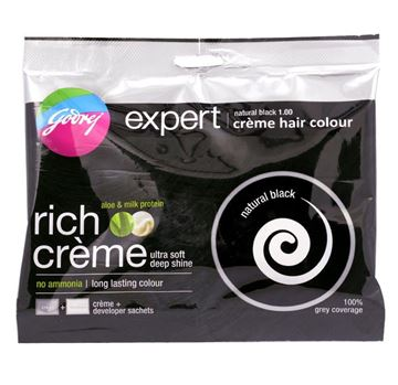 Picture of Godrej Expert Creme Natural Black Hair Colour