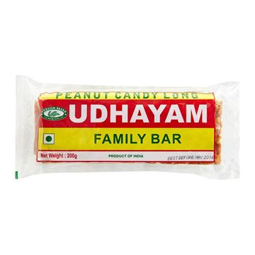 Picture of Udhayam Family Peanut Candy Bar