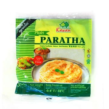 Picture of Kawan Original Plain Paratha (Chilled)