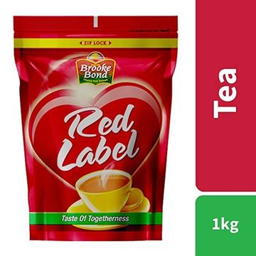 Picture of Brooke Bond Red Label Tea Original Pouch