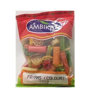 Picture of Ambika's Colour Mixed Fryams (Papad)