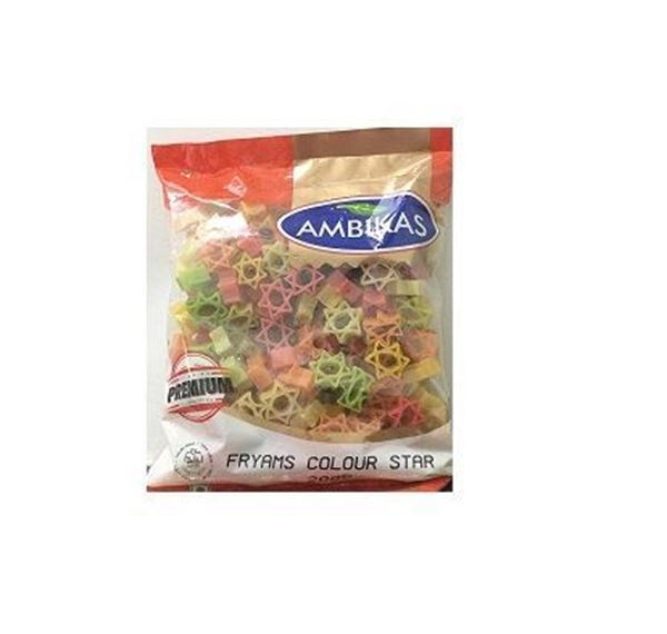 Picture of Ambika's Colour Star Fryams (Papad)