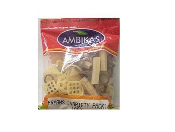 Picture of Ambika's Fryams Variety Pack (Papad)