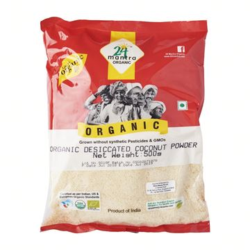 Picture of 24 MANTRA Coconut Powder (Certified ORGANIC)