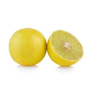 Picture of Fresh Small Yellow Lemon (India)