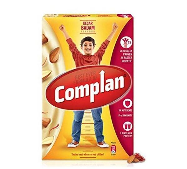 Picture of Complan Kesar Badam Malt Drink Refill