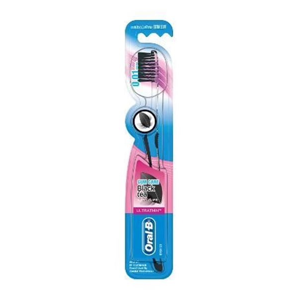 Picture of Oral  B Ultra Thin Black Tea Toothbrush