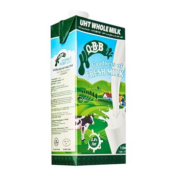 Picture of QBB UHT Full Cream Milk