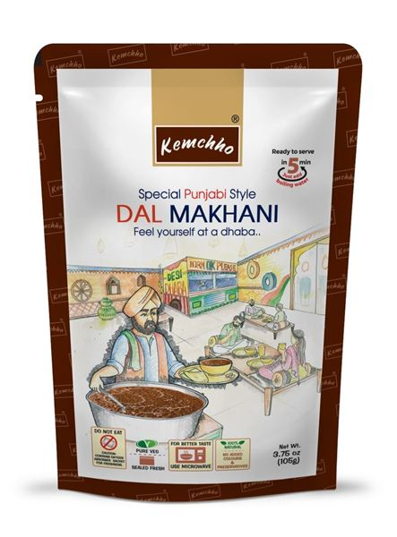 Picture of KEMCHHO Dal Makhani Ready To Eat