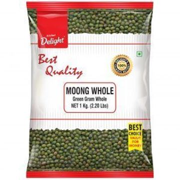 Picture of Kitchen Delight  Green Moong Dal Whole