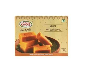 Picture of GRB Ghee Mysore Pak Sweet